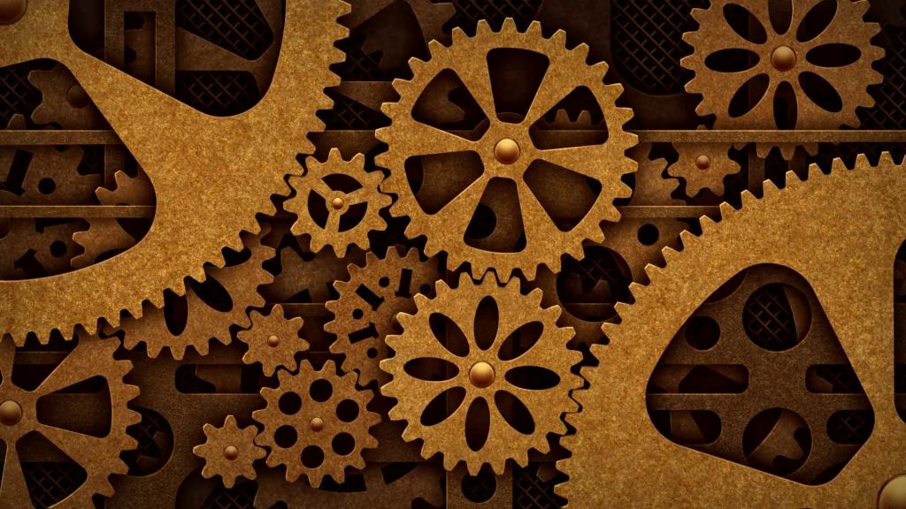 Mechanical Cogwheels
